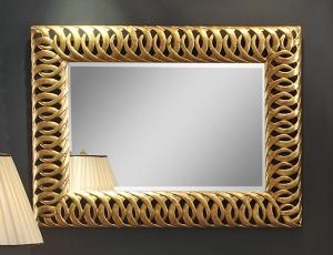 Зеркала в раме: роскошь и утонченность