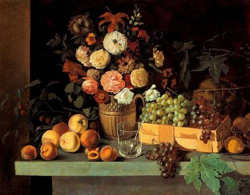 Иван хруцкий цветы и плоды