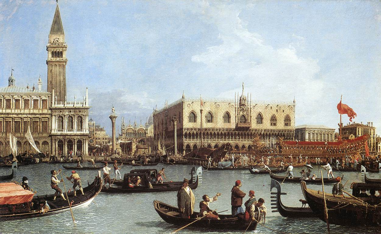 Венеция - Каналетто